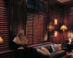 Hunter Douglas Heritance® Hardwood Shutters - Hunter Douglas Heritance® Hardwood Shutters
