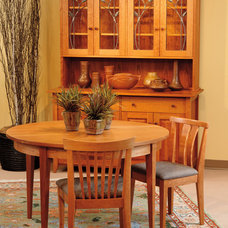 Traditional Dining Tables by McKinnon Furniture