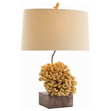 Eclectic Table Lamps by Elte