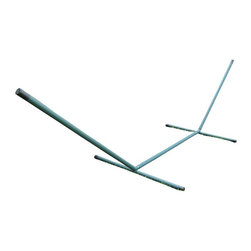 Phat Tommy - Hammock Stand in Green - Easy to assemble with no tools necessary