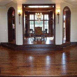 Existing Floors -