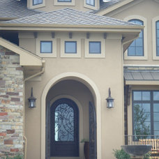 Mediterranean Exterior by Advanced House Plans