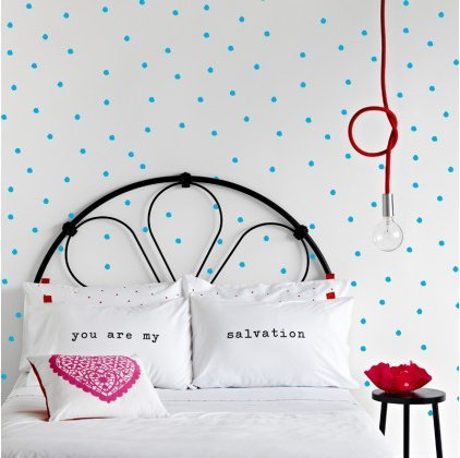 Modern Wallpaper by The Wall Sticker Company