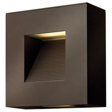 Wall Sconces Luna Square Outdoor Wall Sconce by Hinkley Lighting