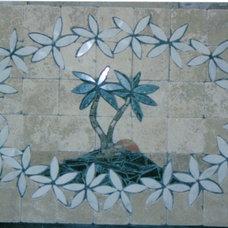 Mediterranean Tile by R. R. Stone Designs