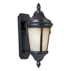Maxim Lighting - Maxim Lighting 3013 LightES Odessa Cast 1-Light Outdoor Wall Lantern - Features