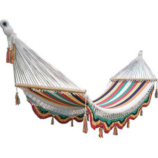 eclectic hammocks by Etsy