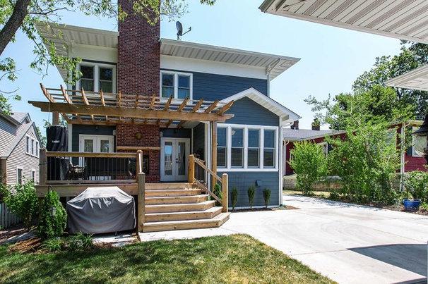 Traditional Exterior by Hibbs Homes, LLC