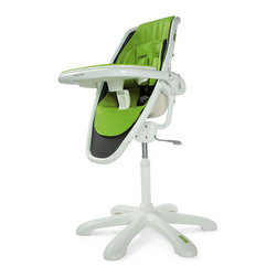 Loop High Chair - This is a very comfortable chair that has its own tray and is also easy to clean. It's a great option if you have a lot of room.