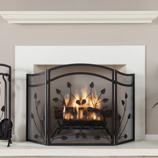 Tropical Fireplace Accessories by GHP Group Inc.