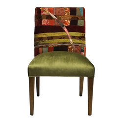 Sara Palacios - Artsy Chairs - Sara Palacios Designs is an unique, independent, company that produces collectible, bespoke, exquisitely handcrafted, exuberant furniture and home decor accessories.