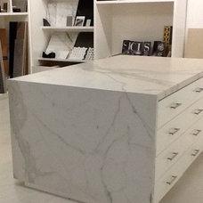 Kitchen Countertops by CASALINEA
