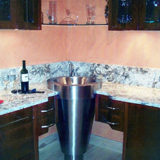 Contemporary Kitchen Sinks by U.S. Sheet Metal Company, Inc.