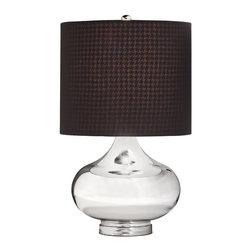 Kichler Lighting - Kichler Lighting 70829 Obsidian Modern / Contemporary Table Lamp - Kichler Lighting 70829 Obsidian Modern / Contemporary Table Lamp