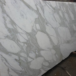Royal Stone & Tile Slab Yard in Los Angeles - Calacatta Gold Select Marble Slabs at Royal Stone & Tile in Los Angeles