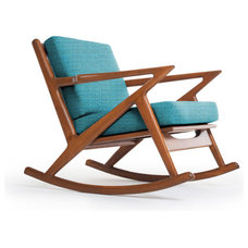 Modern Rocking Chairs by Thrive Home Furnishings