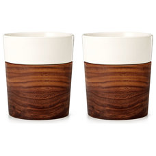 Contemporary Cups And Glassware by UncommonGoods