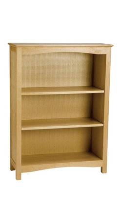 Bolton Furniture - Cooley Mission Bookcase - 8060200 - Shop for Bookcases from Hayneedle.com! Enjoy custom storage in your office or bedroom with the Cooley Mission Bookcase. This handy bookcase has two adjustable shelves to fit your books or knick knacks. Made of birch hardwoods and veneers this mission-style bookcase is available in your choice of finish. Decorative arches on the top and base molding create a finished graceful look.About the Manufacturer:Bolton Furniture is proud to offer consumers quality wood pieces at affordable prices and has done so since the 1900s. Each piece is carefully crafted--from the beginning stages of kiln drying to the packaging of the finished product. Having specialized in the detailed wood-craftsmanship of musical instruments Bolton Furniture perfected woodworking in the 1970s. This means that their furniture pieces are created with extreme attention to detail and superior precision. Bolton Furniture's reputation is built on its products - durable lasting and beautiful.