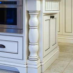 traditional kitchen by Rockwood Cabinetry