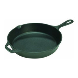 Lodge Logic 12-Inch Pre-Seasoned Skillet - Every single kitchen needs a cast iron skillet in my opinion. I use mine nearly every single day!