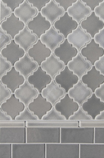 mediterranean bathroom tile by Filmore Clark