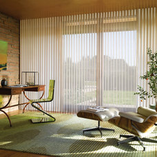 Modern Vertical Blinds by Two Blind Guys
