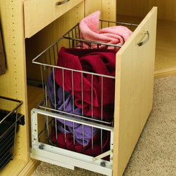 Product & Accessory Ideas - Full extension hamper drawer