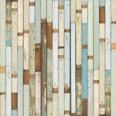 Modern Wallpaper by Vertigo Home LLC