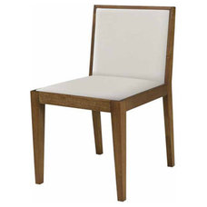 modern dining chairs by BELLA VICI & haute + box