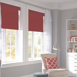 Remote Controlled Shades - Serena Roller Shade by Lutron