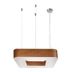 LZF - LZF   Cuad Suspension Light - Design by Burkhard Dämmer.