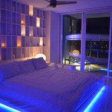 Contemporary Bedroom by Rockstar Interiors