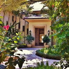 Mediterranean  by tuthill architecture
