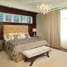 Traditional Bedroom by Studio H Design