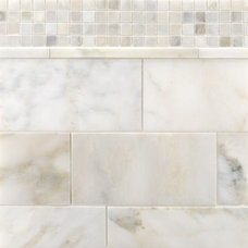 traditional bathroom tile by Rebekah Zaveloff | KitchenLab