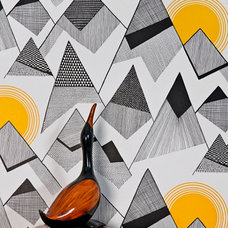 Modern Wallpaper by Paper Room