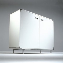Artifort - Artifort | Extens 40-In. Two-Door Cabinet - Design by Khodi Feiz, 2004.