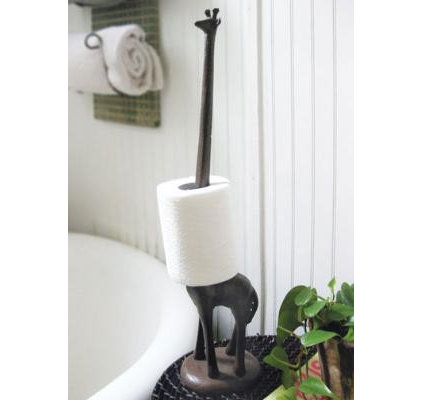 Eclectic Toilet Accessories by At West End