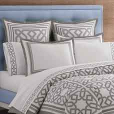 contemporary duvet covers by Layla Grayce