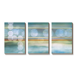 Artcom - Bokehscape by Tandi Venter - Bokehscape by Tandi Venter is a Canvas Art Set.