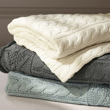 Traditional Throws by Pottery Barn