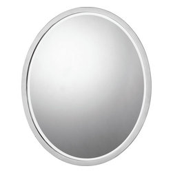 Online shopping for furniture decor and home Bathroom wall mirrors brushed nickel