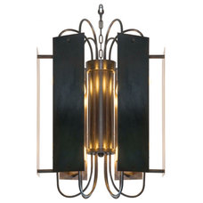 Eclectic Chandeliers by jeandemerry.com