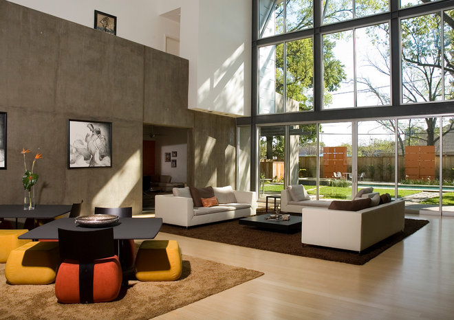 Modern Rendering by Intexure Architects