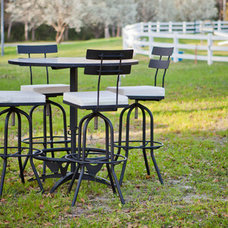 Contemporary Bar Tables by R Mended Metals
