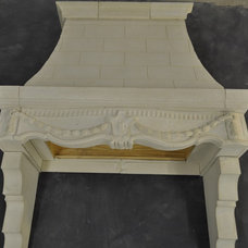 Mediterranean Range Hoods And Vents by Southern Stone Crafters LLC