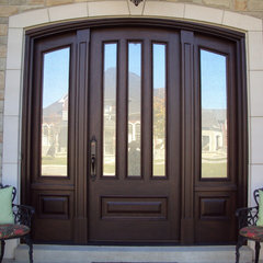 traditional front doors by Napa Valley Doors &amp; Millwork Inc.