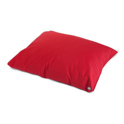 MAJESTIC PET PRODUCTS - Super Value Medium Pet Bed - Now this looks like a super-soft pillow on which to rest your head, but it's actually a comfy bed on which your dog rests his entire body. He'll easily climb aboard and quickly envelop himself in supreme comfort. Remember what they say: Let sleeping dogs lie.