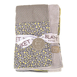 Trend Lab - Trend Lab Receiving Blanket - Hello Sunshine - The Trend Lab Receiving Blanket - Hello Sunshine 32 X 40 coordinates with the Hello Sunshine Collection.