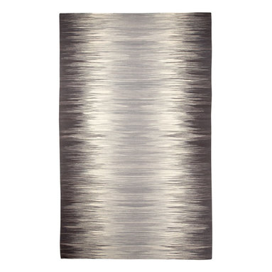 Flash rug in Haze - Make your home the star with Flash, an updated version on the Ikat pattern.  Giving a Chic Ombre vibe, these fashionable colors make a bold statement in many areas of a home.